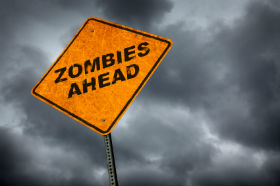 Zombies and Term Life Insurance